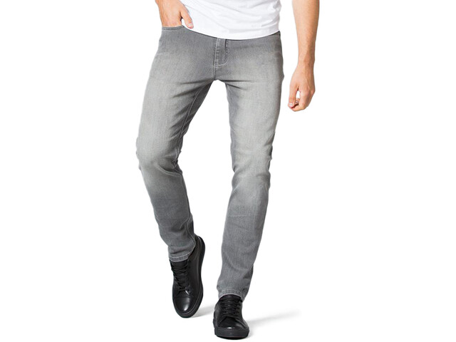 DUER Performance Denim Bukser Slim Herrer, pavement